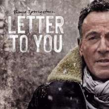 Bruce Springsteen: Letter To You (Digisleeve), CD