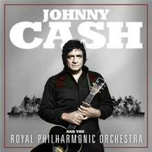 Johnny Cash & The Royal Philharmonic Orchestra: Johnny Cash And The Royal Philharmonic Orchestra, CD