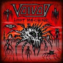 Voivod: Lost Machine: Live, CD