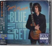 Gary Moore: How Blue Can You Get (Blu-Spec CD2), CD
