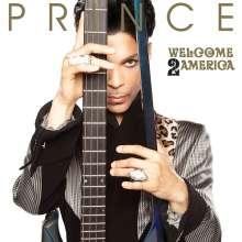 Prince: Welcome 2 America (Blu-Spec CD2 + Blu-ray Disc) (Limited Edition), 1 CD und 1 Blu-ray Disc