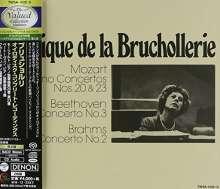Monique de la Bruchollerie - Mozart / Beethoven / Brahms, 2 Super Audio CDs