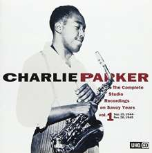Charlie Parker (1920-1955): The Complete Studio Recordings On Savoy Years Vol. 1 (UHQCD) (mono), CD
