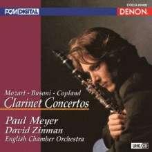 Paul Meyer spielt Klarinettenkonzerte (Ultra High Quality CD), CD