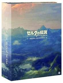 Filmmusik: The Legend Of Zelda: Breath Of The Wild (Regular Edition), 5 CDs