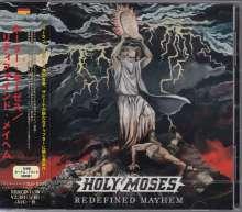 Holy Moses: Redefined Mayhem, CD