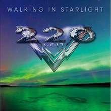 220 Volt: Walking In Starlight, CD