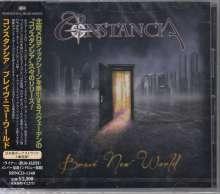 Constancia: Brave New World, CD