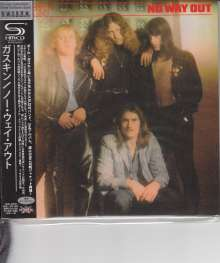 Gaskin: No Way Out (SHM-CD) (Papersleeve), CD