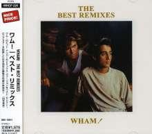 Wham!: Best Remixes, CD