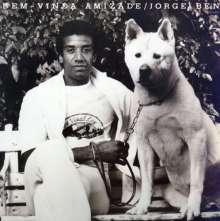Jorge Ben Jor (aka Jorge Ben): Bemj Vinda Amizade (remaster)(ltd.), CD