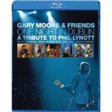 Gary Moore: One Night in Dublin: A Tribute To Phil Lynott, Blu-ray Disc