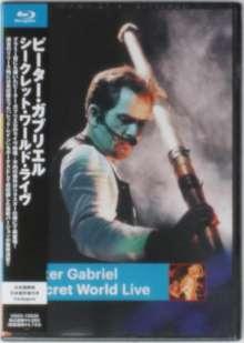Peter Gabriel: Seacret  World Live (Reissue), Blu-ray Disc