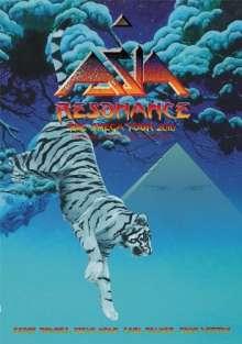 Asia: Resonance: The Omega-Tour: Live In Basel, Switzerland 2010 + Bonus (Region A), 2 CDs
