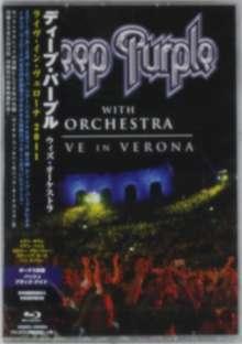 Deep Purple: Live In Verona 2011 + Bonus, Blu-ray Disc