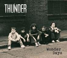 Thunder: Wonder Days / Live At Wacken / Killer EP + Bonus, 3 CDs
