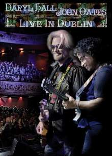 Daryl Hall & John Oates: Live In Dublin 2014, 3 Blu-ray Discs
