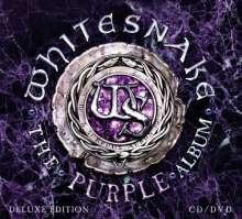 Whitesnake: The Purple Album, 1 CD und 1 DVD