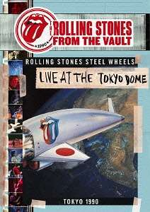 The Rolling Stones: Live At The Tokyo Dome 1990, 2 Blu-ray Discs