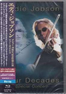 Eddie Jobson: Four Decades (Anniversary Concert), Blu-ray Disc