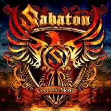 Sabaton: Coat Of Arms +Bonus, CD