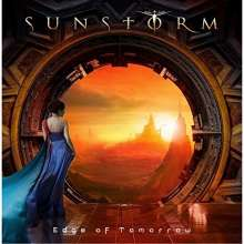 Sunstorm: Edge Of Tomorrow +1, CD