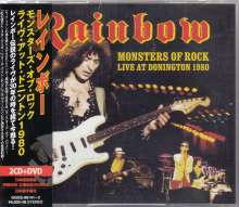 Rainbow: Monsters Of Rock: Live At Donington 1980, 2 CDs