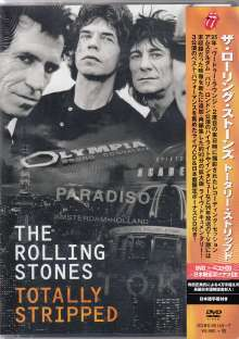 The Rolling Stones: Totally Stripped (Limited-Edition), DVD