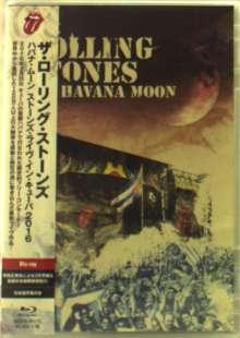 The Rolling Stones: Havana Moon, Blu-ray Disc
