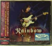 Ritchie Blackmore: Memories In Rock: Live In Germany 2016 +Bonus, 2 CDs