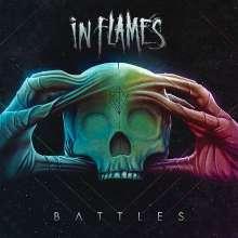In Flames: Battles, CD