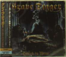 Grave Digger: Healed By Metal +1, CD
