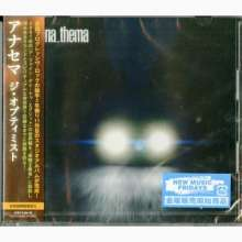 Anathema: The Optimist, CD