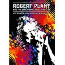 Robert Plant: Live At David Lynch's Festival Of Disruption 2016, Blu-ray Disc