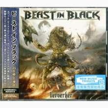 Beast In Black: Berserker, CD