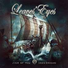 Leaves' Eyes: Sign Of The Dragonhead +Bonus, CD