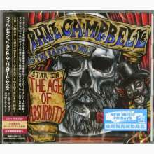 Phil Campbell: The Age Of Absurdity (CD + EP), 2 CDs