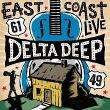 Delta Deep: East Coast Live, CD