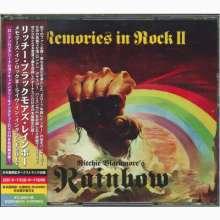 Rainbow: Memories In Rock II +Bonus, 3 CDs