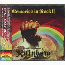 Rainbow: Memories In Rock II +Bonus, 3 CDs