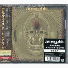 Amorphis: Queen Of Time (CD + T-Shirt), CD