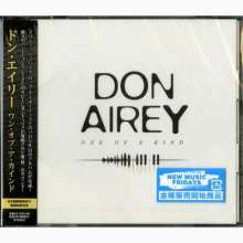 Don Airey: One Of A Kind, CD