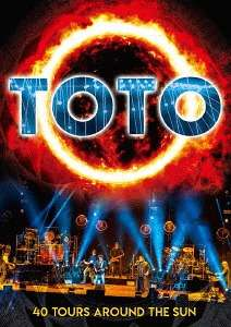 Toto: 40 Tours Around The Sun (Limited-Edition), 2 CDs