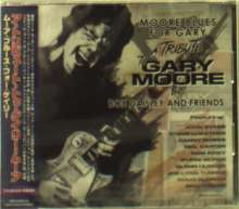 Moore Blues For Gary: A Tribute To Gary Moore, CD