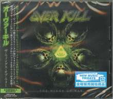 Overkill: The Wings Of War, CD
