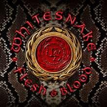 Whitesnake: Flesh & Blood, CD