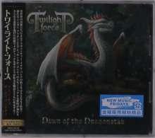 Twilight Force: Dawn Of The Dragonstar, CD