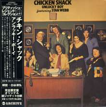 Chicken Shack (Stan Webb): Unlucky Boy (Papersleeve), CD