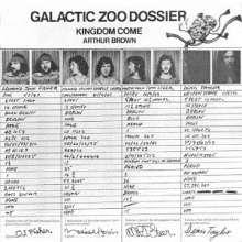 Kingdom Come: Galactic Zoo Dossier (+Bonus) (BLU-SPEC CD) (Digisleeve), CD