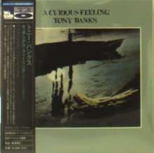 Tony Banks (geb. 1950): A Curious Feeling (BLU-SPEC CD) (Papersleeve), CD